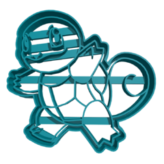 Cortante Squirtle