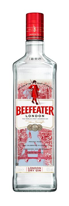 Gin Beefeater 1000 cc