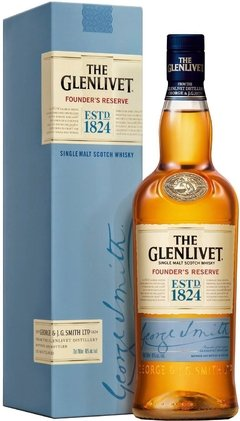 Whisky The Glenlivet 700 cc