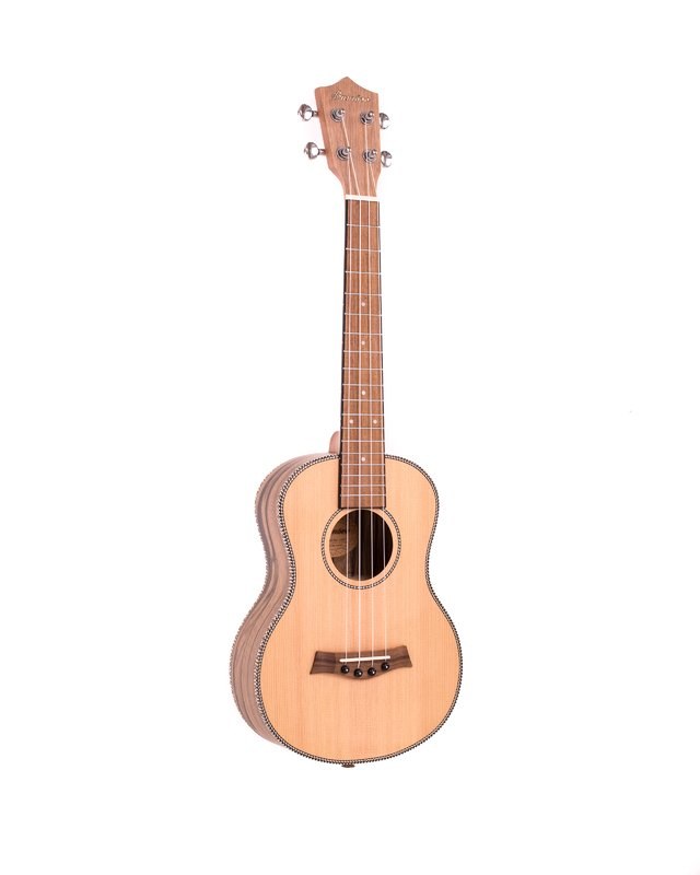 Solid Cedar wood Tenor Ukulele (Includes bag)