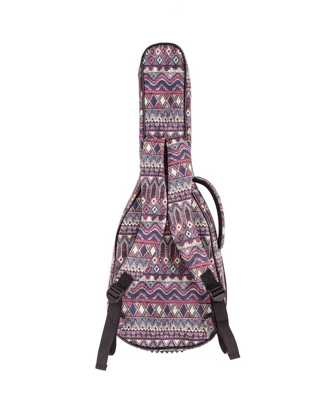 "Concert Ukulele Gig bag ""Inca"" on internet"