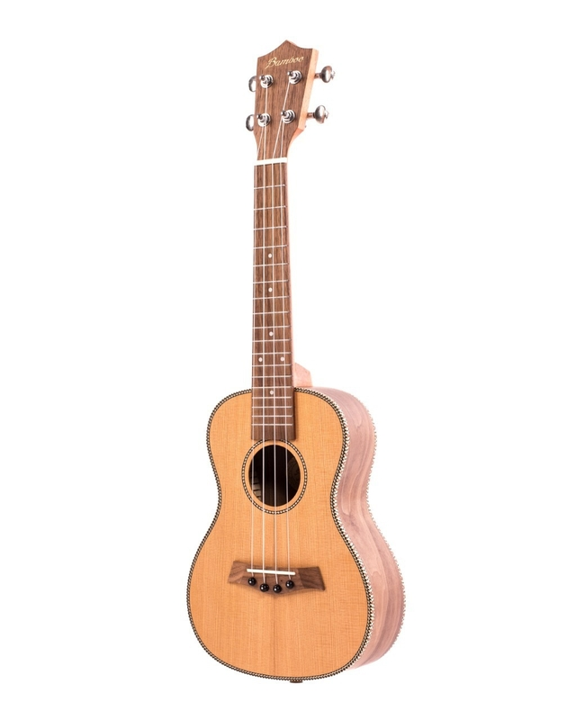 Ukelele Solid Cedar concierto (BU-23PC) en internet