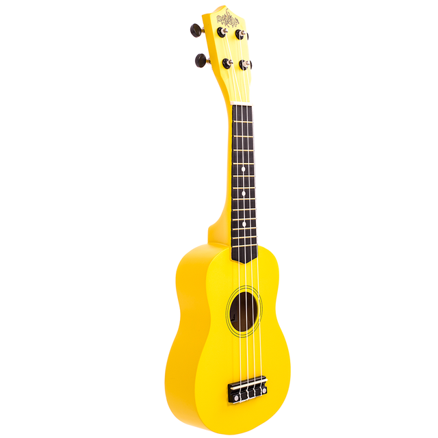 Soprano Ukulele Yellow Panda (Includes bag)