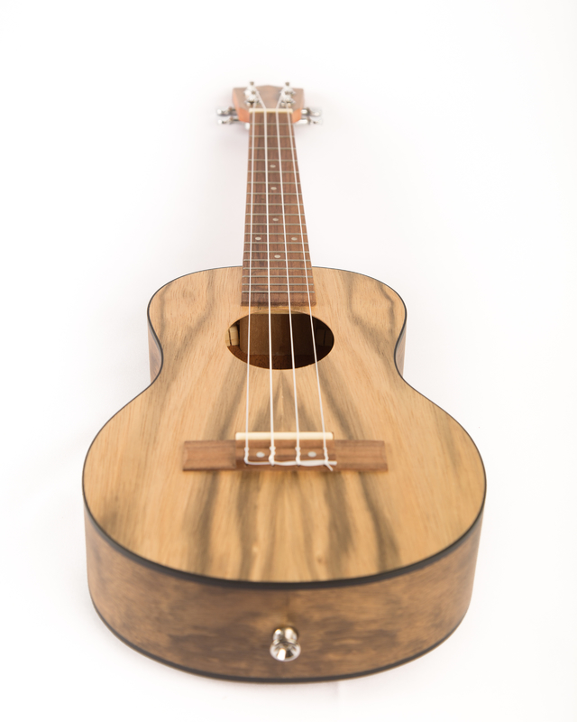 Walnut  wood Ukulele Tenor (Includes Gig bag) (BU-26WAL) - BAMBOO • Shop Online