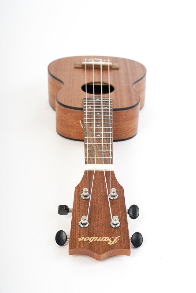 Image of New Sapele wood Soprano Ukulele