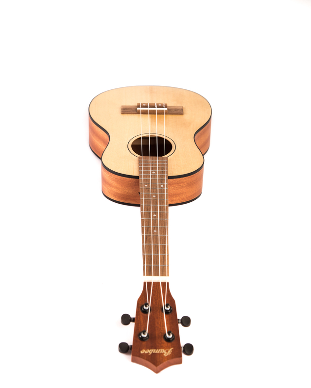 Imagem do Ukelele Natural Classic Tenor (Incluye funda)(BU-26NT )
