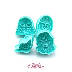 Cortantes - Star wars x4