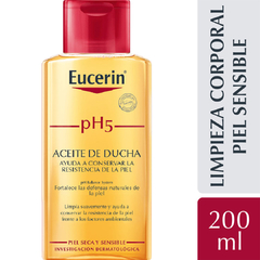 Eucerin pH5 Aceite De Ducha 200ml