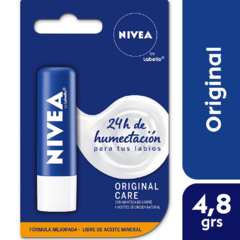 Protector Labial Humectante NIVEA Original Care