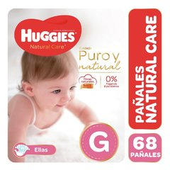 Huggies Natural Care Pack Ahorro ELLAS - comprar online