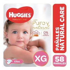 Huggies Natural Care Pack Ahorro ELLAS en internet