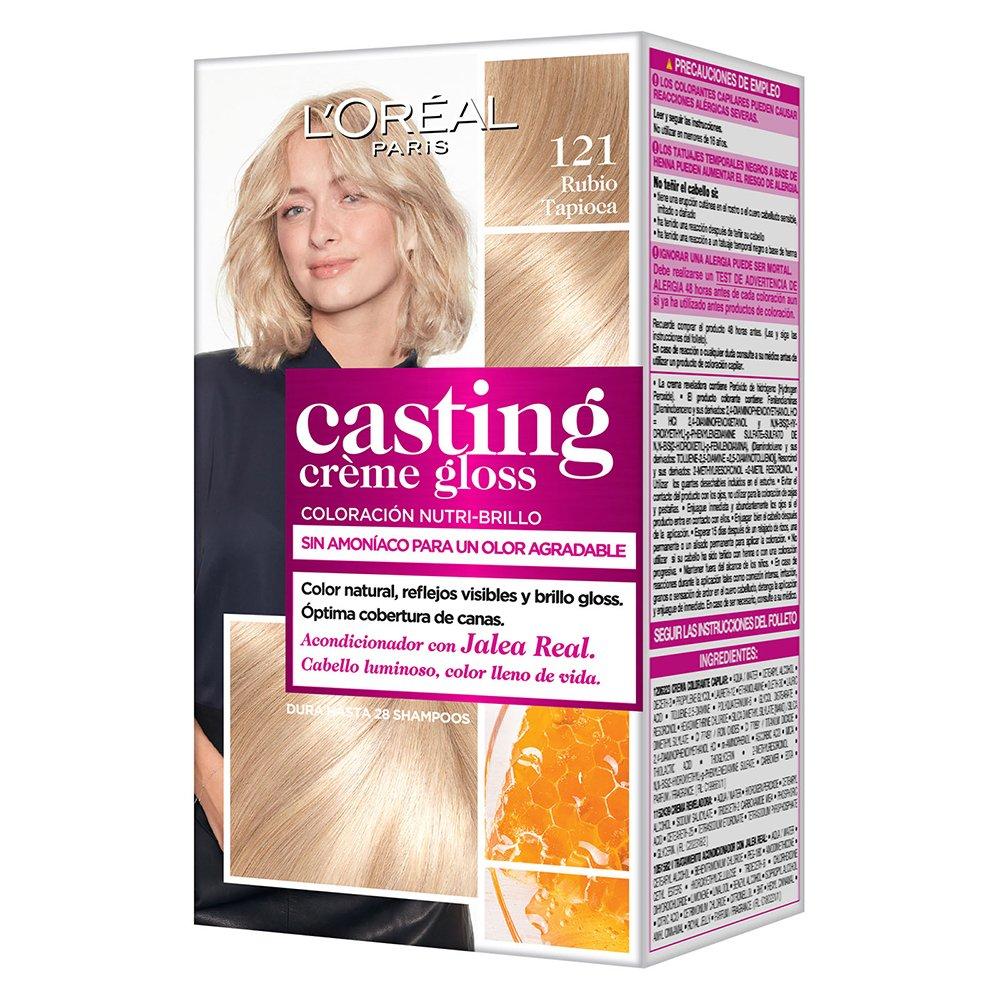 Tintura Sin Amoniaco Casting Creme Gloss De L Oréal París