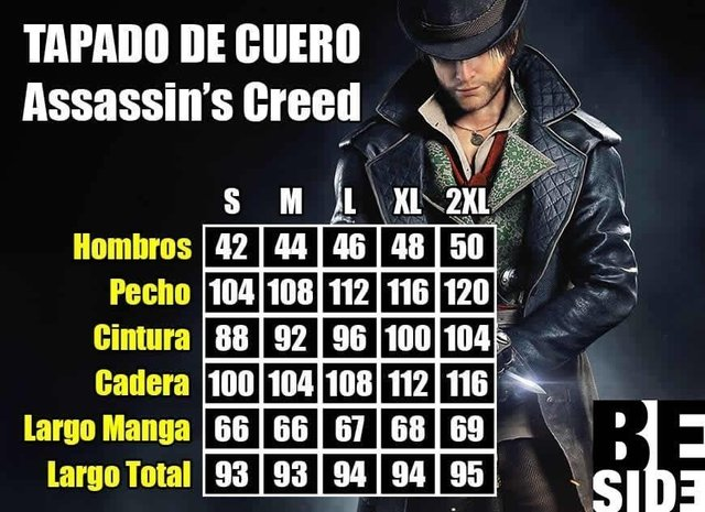Imagen de Tapado de Assassins Creed