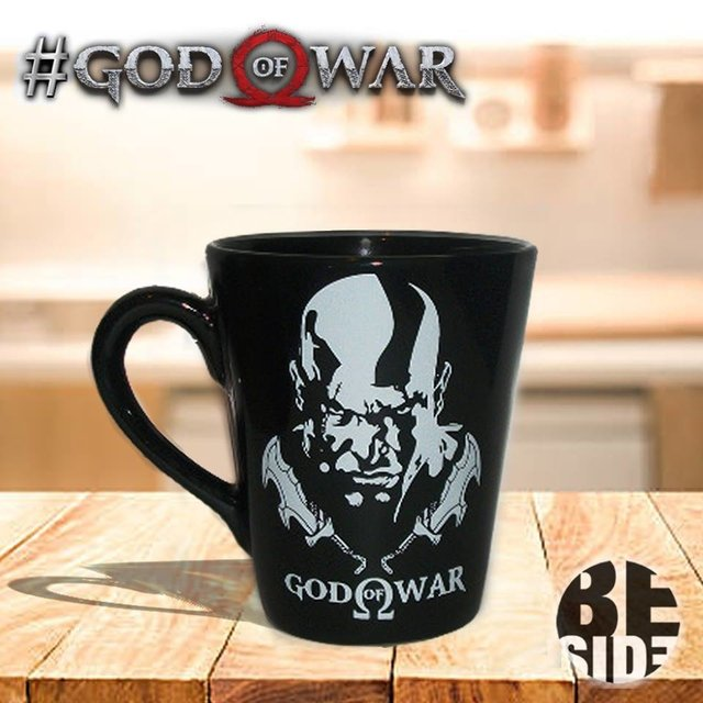 Taza Conica God Of War