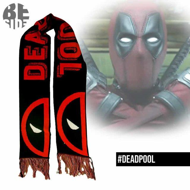 Bufanda Deadpool