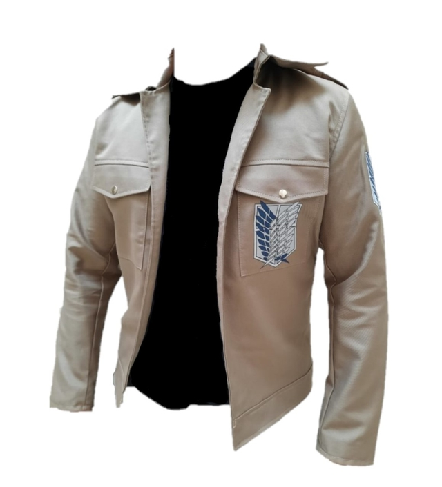 Chaqueta Attack On Titan / Hombre / Shingeki No Kyojin