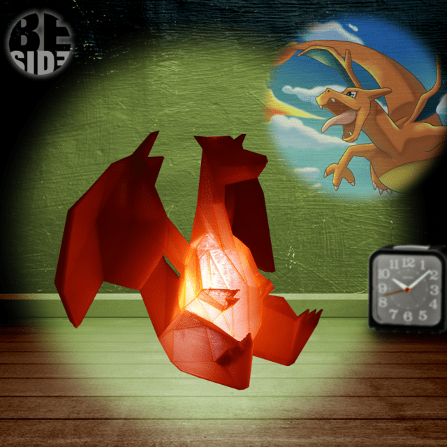 Lampara Charizard, Pokemon