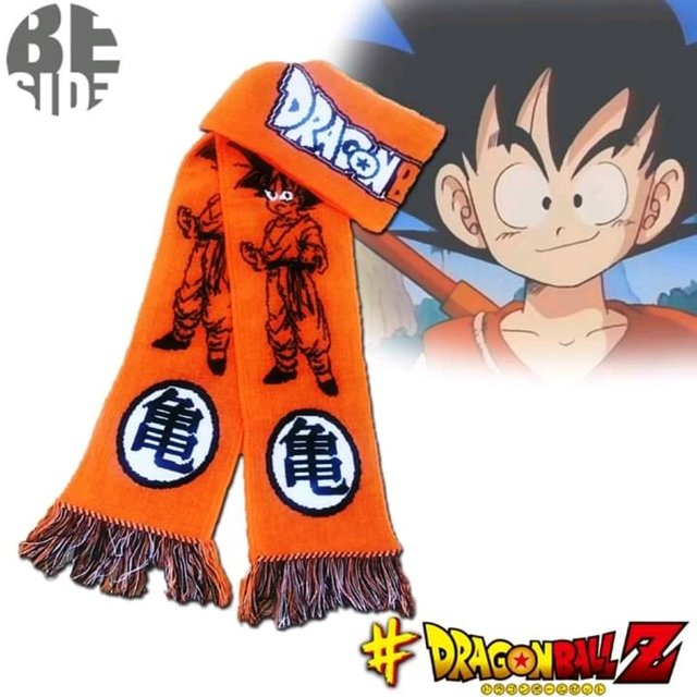 Bufanda Goku Dragon Ball