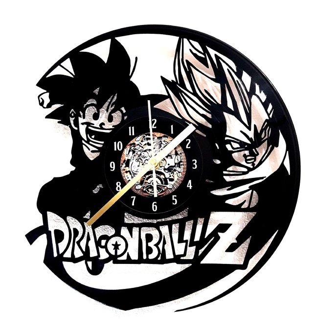 Reloj Goku y Vegeta, Dragon Ball Z