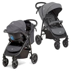 COCHE JOIE TRAVEL SYSTEM LITETRAX 4