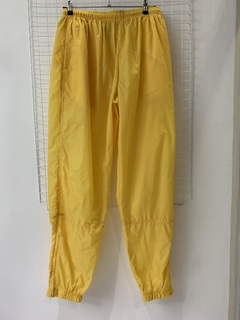 Pant Yellow Active Athletic