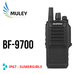 Handy Baofeng Bf 9700 Uhf 8w Sumergible Ip67 2019 Factura A