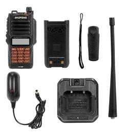 KIT X2 HANDIES BAOFENG UV-9R BIBANDA / 8W en internet
