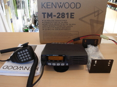 Radio Movil Vhf Kenwood Tm281a 65W - MULEY S.A