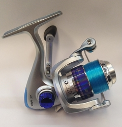 Reel Frontal Spinning 6 Rulemanes Ideal Pejerey Ultraliviano