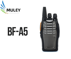 Handy Baofeng Bf-a5 2019 Uhf Vox 16 Canales Dist Oficial