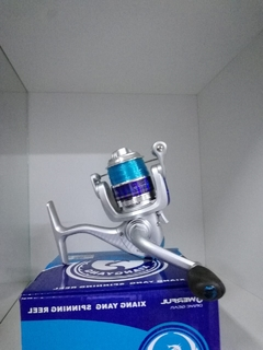 Reel Frontal Spinning 6 Rulemanes Ideal Pejerey Ultraliviano - tienda online