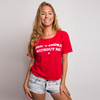 Camiseta Feminina Don´t Smoke Without Me