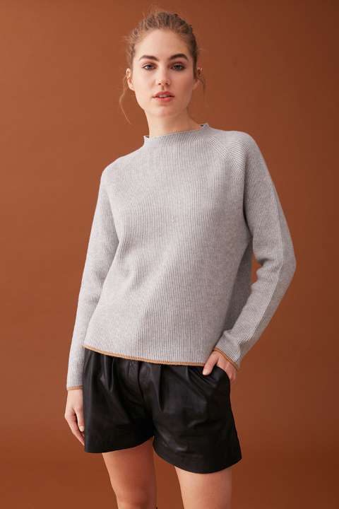 SWEATER HEMIS GRIS