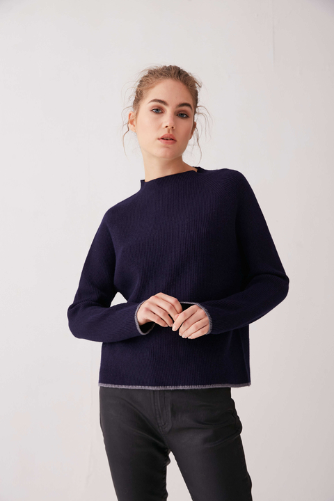 SWEATER HEMIS AZUL