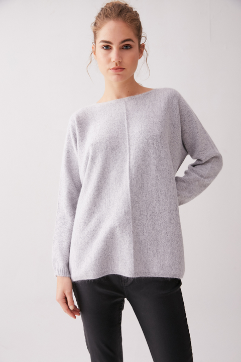 SWEATER DANDELI GRIS