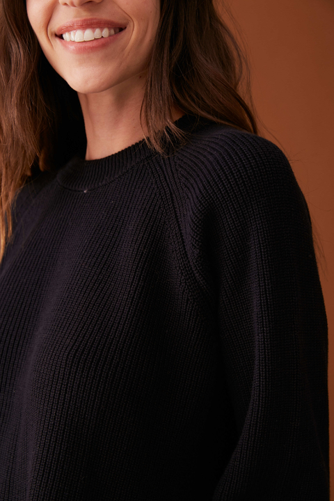 SWEATER JAIPUR NEGRO