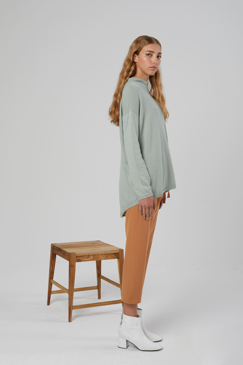 SWEATER BOMBAY MENTA en internet