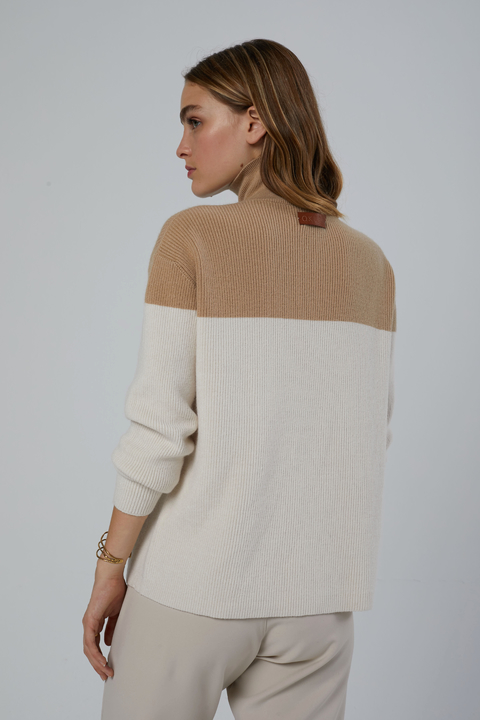 SWEATER AGRA BEIGE
