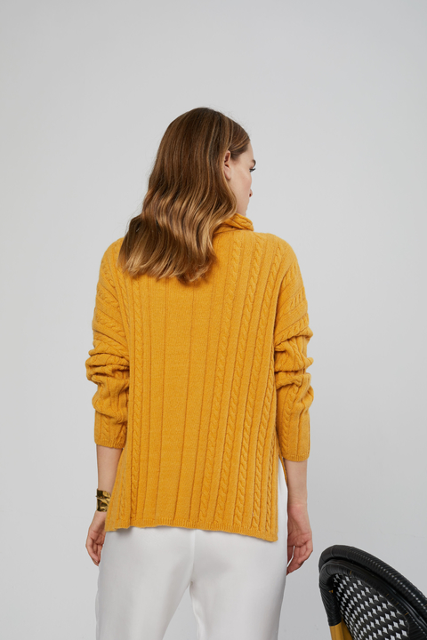 SWEATER BUNDI MAIZ