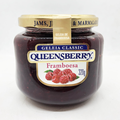 GELEIAS FINAS (SABORES) | 320G | QUEENSBERRY na internet