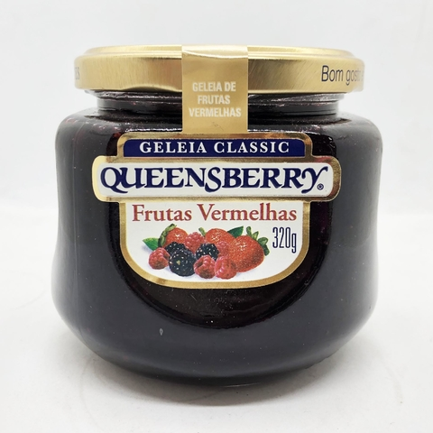 GELEIAS FINAS (SABORES) | 320G | QUEENSBERRY