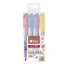 RESALTADOR FILGO PASTEL GALAXY LIGHTER FINE X4
