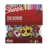 NUEVO!! SET SHARPIE THE ULTIMATE COLLECTION X45