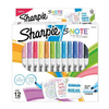 KIT SHARPIE S NOTE  X 12 SURT.