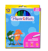 MARCADORES PAPER MATE MEDIANOS X 12