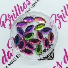 Strass Oval 8X4 mm (SO 63) - comprar online