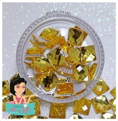 Strass Quadrado 6mm (SQ 04)