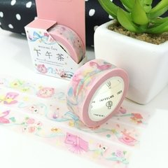 Washi Tape - Alice - Hey Invent