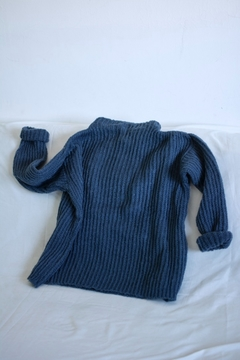 Sweater AGUARIBAI azul