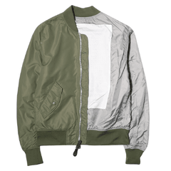 L-2B DRAGONFLY REFLECTIVA REVERSIBLE - Alpha Industries Argentina